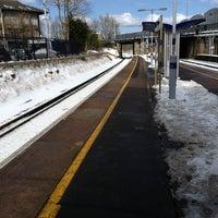 Photo taken at Sevenoaks Railway Station (SEV) by Paul D. on 3/12/2013