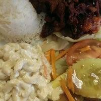 Photo taken at Aloha Hawaiian BBQ by Zarah P. on 6/1/2014
