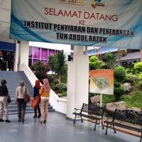 Photo taken at Institut Penyiaran dan Penerangan Tun Abdul Razak (IPPTAR) by Anna A. on 2/10/2016