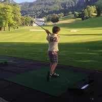 Photo taken at Rasmushof Hotel Kitzbühel by Florian P. on 6/8/2014