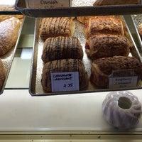 Photo taken at Ambrosia Bakery by Bill K. on 5/29/2014