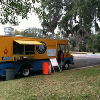 Photo taken at Street Chefs Truck - Boulevard Park by Street Chefs on 1/30/2013