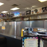 Photo taken at The Original Mel's Diner by Jennifer C. on 4/11/2013