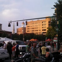 Photo taken at Nightfall Concert Series by Daryl T. on 8/16/2014