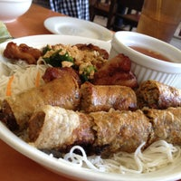 Photo taken at Phở Phú Quốc Vietnamese by Annie A. on 4/20/2013