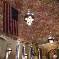 Photo taken at Roman Catholic Church of Our Saviour by Ivan C. on 9/16/2014