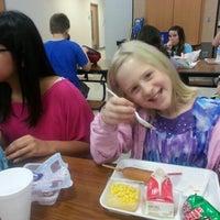 Photo taken at Teravista Elementary School by Stephanie H. on 1/24/2013