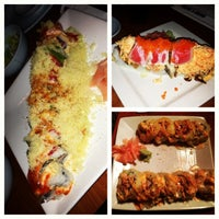 Photo taken at Goro's Sushi by Destiny V. on 4/11/2013