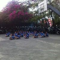 Photo taken at Sekolah Harapan by Ivander D. on 8/18/2013