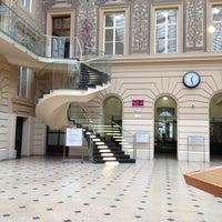 Photo taken at Česká pošta | General Post Office by Vadim S. on 5/5/2013