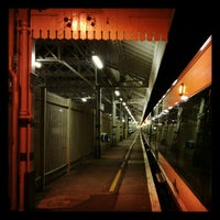 Photo taken at Eastbourne Railway Station (EBN) by James on 1/2/2013