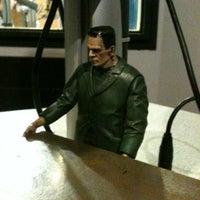 Photo taken at WUIS-FM Studios by Bill H. on 10/14/2012