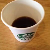 Photo taken at Starbucks by June on 10/24/2014