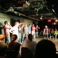 Photo taken at Upright Citizens Brigade Theatre by Steve M. on 10/31/2012