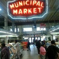 Photo taken at Sweet Auburn Curb Market by KRick ★. on 1/19/2013