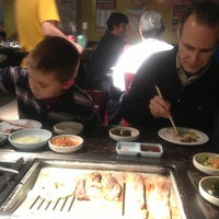 Photo taken at Imperial Korean BBQ Restaurant by James W. on 12/9/2012