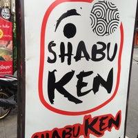 Photo taken at Shabu Ken by Patty_Narak P. on 5/31/2013