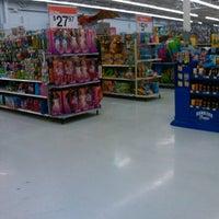 Photo taken at Walmart Supercenter by Gregg L. on 3/29/2013