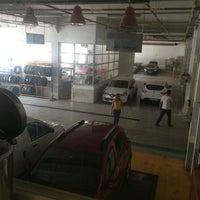 Photo taken at Karoto Renault by TC Erdem A. on 9/9/2016