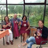 Photo taken at Fontanaro Organic Farm and vacation villas by Lea B. on 6/28/2013