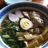 Photo taken at Takashi by Lisa W. on 9/23/2012