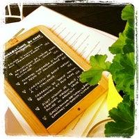 Photo taken at Raconte-Moi des Salades by Karima G. on 7/18/2013