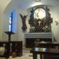 Photo taken at Santuario Schoenstatt Los Pinos by Jessica A. R. on 1/16/2013