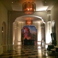 Photo taken at Padre Hotel by Ashley V. on 9/2/2014