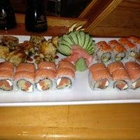 Photo taken at Sushi Thai by Ysais M. on 12/3/2012
