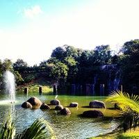 "Photo taken at Jardim Botânico de Jundiaí ""Valmor de Souza"" by Felipe I. on 7/14/2013"