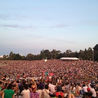 Photo taken at Sidney Myer Music Bowl by Stephen S. on 2/16/2013