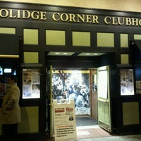 Das Foto wurde bei Coolidge Corner Clubhouse von Mr B. am 12/29/2012 aufgenommen