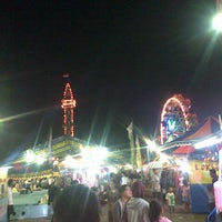 Photo taken at Alun - Alun Lor by Chrisna S. on 12/24/2012