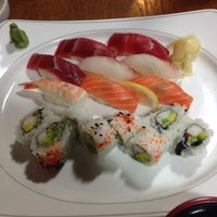 Photo taken at Japanese Cuisine 하나 by Jay C. on 8/16/2013