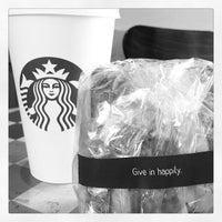 Photo taken at Starbucks by Jeff F. on 5/13/2013