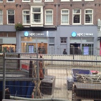 Photo taken at Ziggo winkel Amsterdam Ferdinand Bolstraat by Willem W. on 10/25/2013