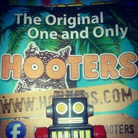 Photo taken at Hooters of Anaheim by Beth S. on 1/20/2013