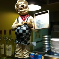 Photo taken at Iggy's Pizzeria by Jayrell R. on 1/31/2013