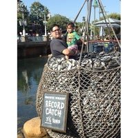 Photo taken at Pacific Wharf by Elizabeth J. on 5/20/2013