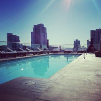 Photo taken at Andaz San Diego by Chris G. on 1/12/2013