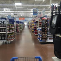 Photo taken at Walmart Supercenter by Vanessa V. on 6/30/2016