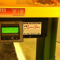 Photo taken at SONIC Drive In by Lianna C. on 10/16/2012