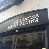 Photo taken at La Cocina de mi Vecina by Marugan A. on 11/22/2012
