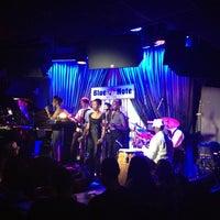 Photo taken at Blue Note by Greta R. on 2/26/2013