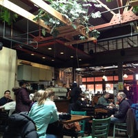 Photo taken at Colectivo Coffee by Cyndi L. on 2/9/2013