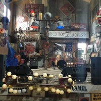 Photo taken at Shack Up Inn by Alex M. on 5/1/2016