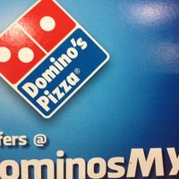 Photo taken at Domino's Pizza by Zul H. on 11/12/2012