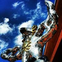 Photo taken at Bechtler Museum of Modern Art by Richard G. on 10/18/2012