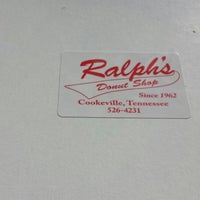 Photo taken at Ralph's Donuts by Sheila G. on 10/5/2014