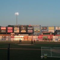 Photo taken at Coca-Cola Park by Jason D. on 6/20/2013